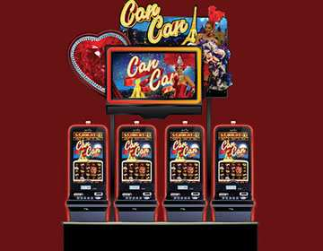 Can-Can Slot Mobile