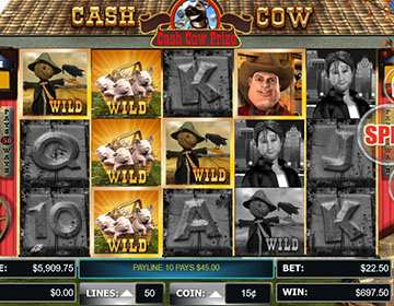Cash Cow Slot Mobile