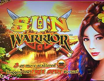 Sun Warrior Slot Mobile