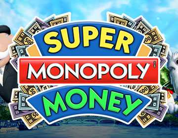 Super Monopoly Slot Mobile