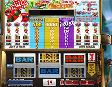 Triple 3x Wild Cherry Slot Mobile