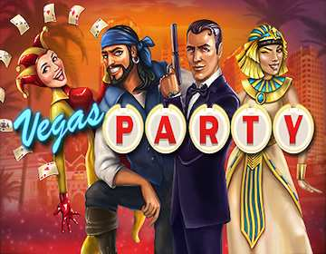 Vegas Party Slot Mobile