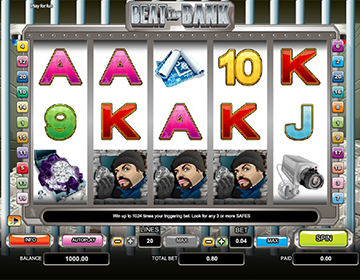 Beat Bank Slot Mobile