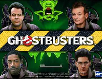 Ghostbusters Slot Mobile