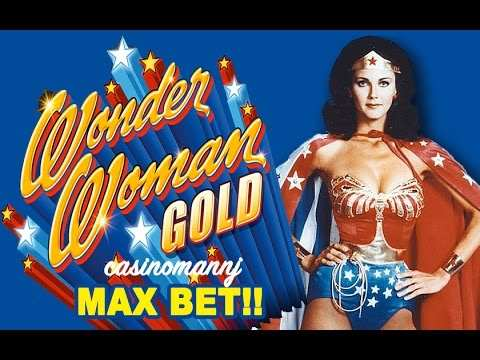Wonder Woman Slot Mobile